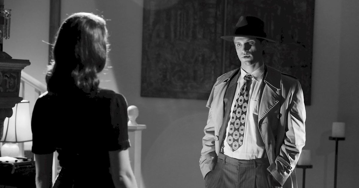 Pretty Little Liars - 12 Reasons Life Would Be Better In Film Noir - 1001