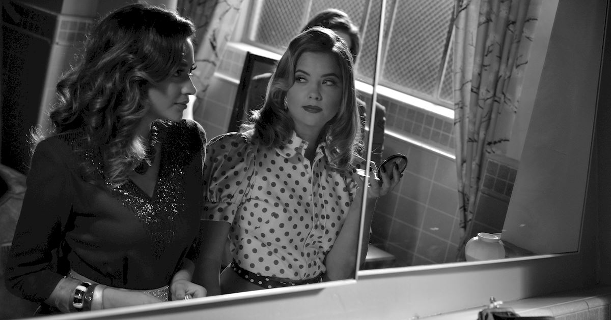 Pretty Little Liars - 12 Reasons Life Would Be Better In Film Noir - 1009