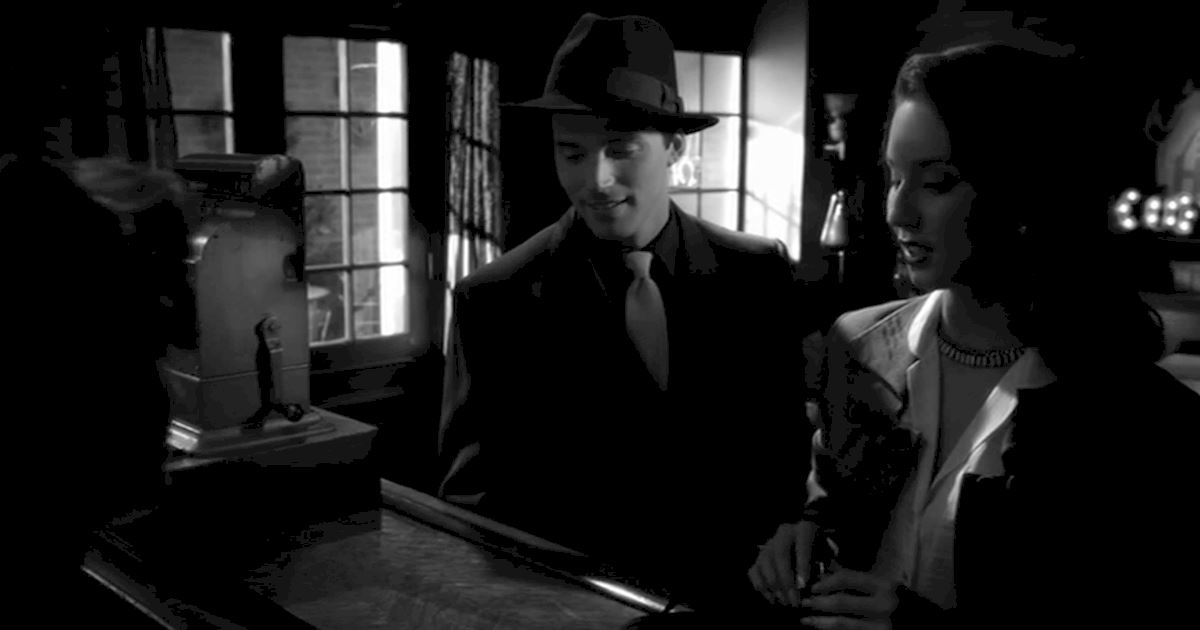 Pretty Little Liars - 12 Reasons Life Would Be Better In Film Noir - 1003