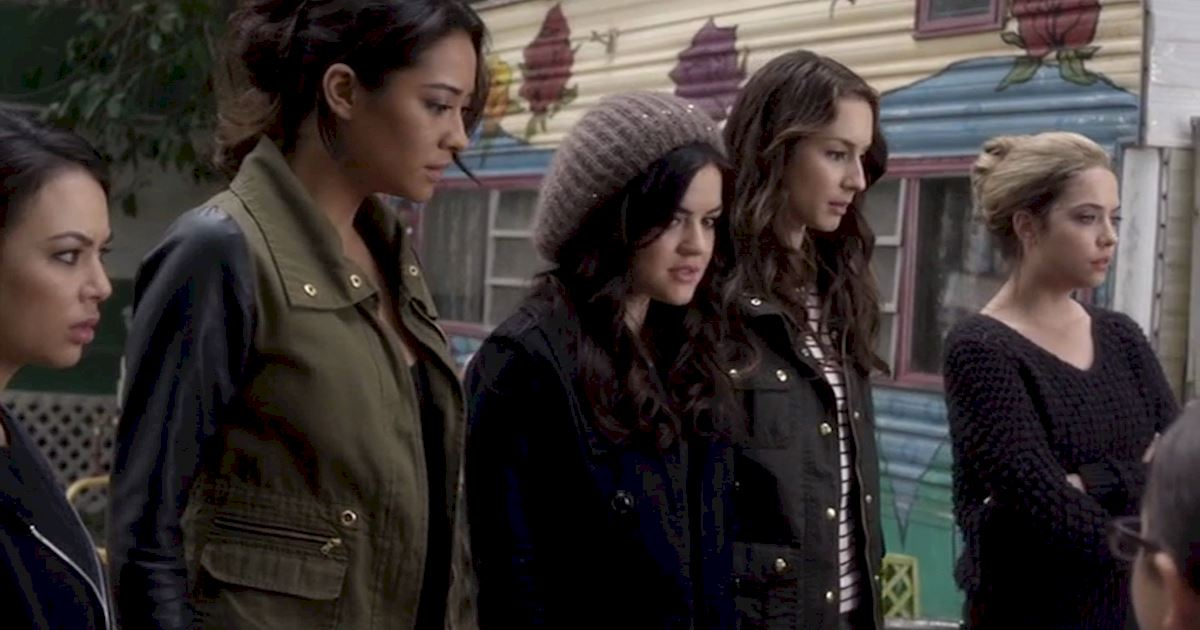 Pretty Little Liars - Vote For Your Favorite Moment From Season 4 Of PLL! - 1001