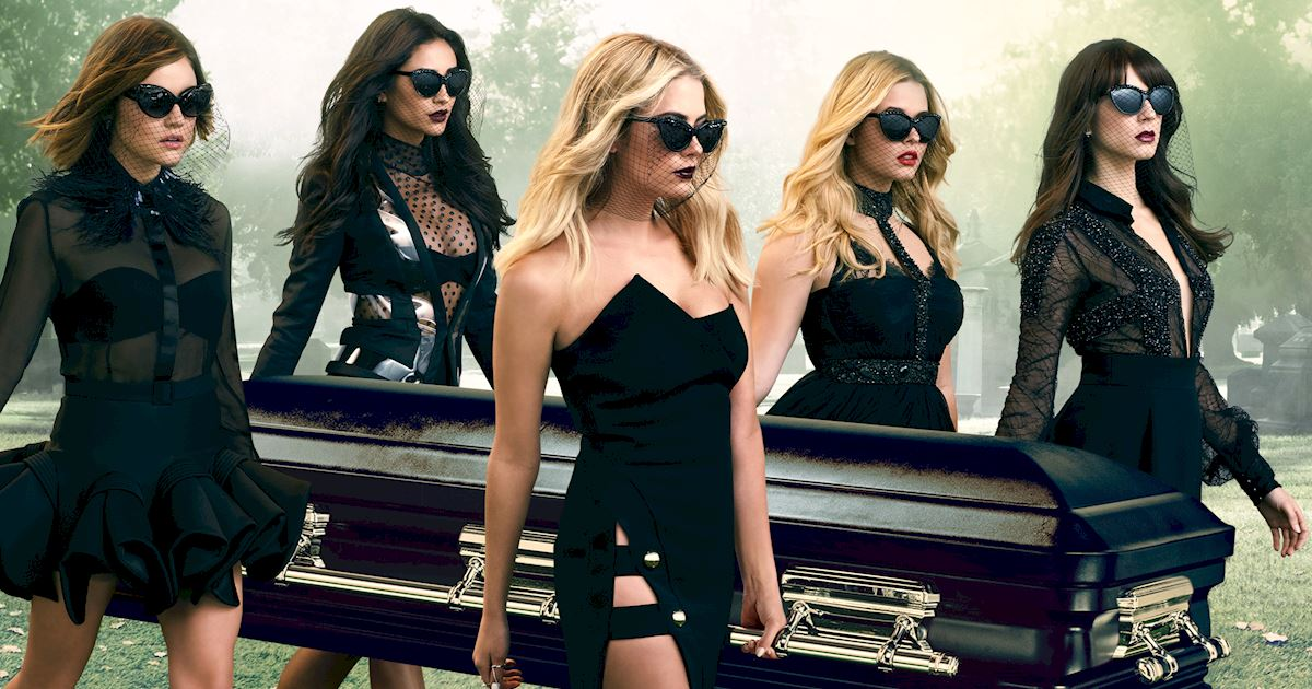 Pretty Little Liars - Teen Choice Awards: Your Favorite Show Needs Your Votes PLL Army! - 1002