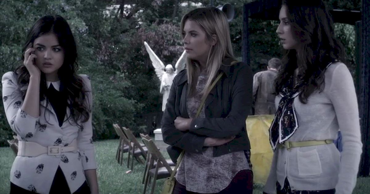 Pretty Little Liars - Which Liar Had It The Worst In Season 4? - 1002