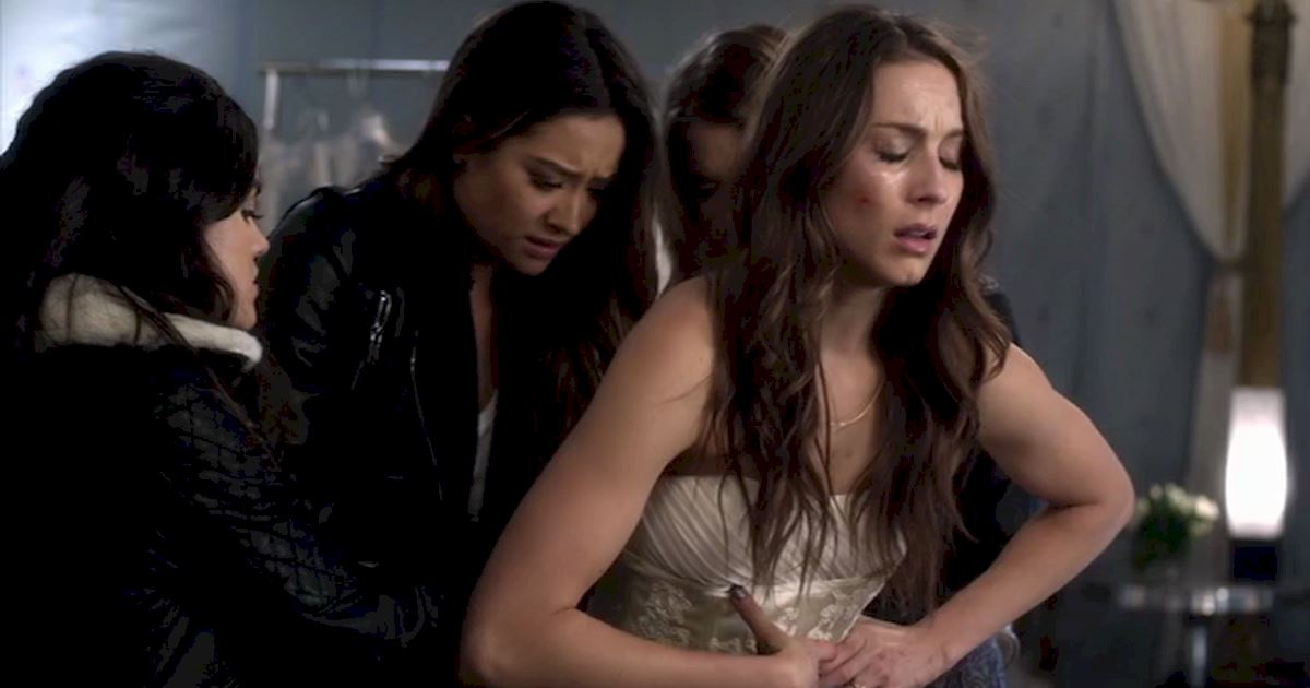 Pretty Little Liars - Which Liar Had It The Worst In Season 4? - 1008