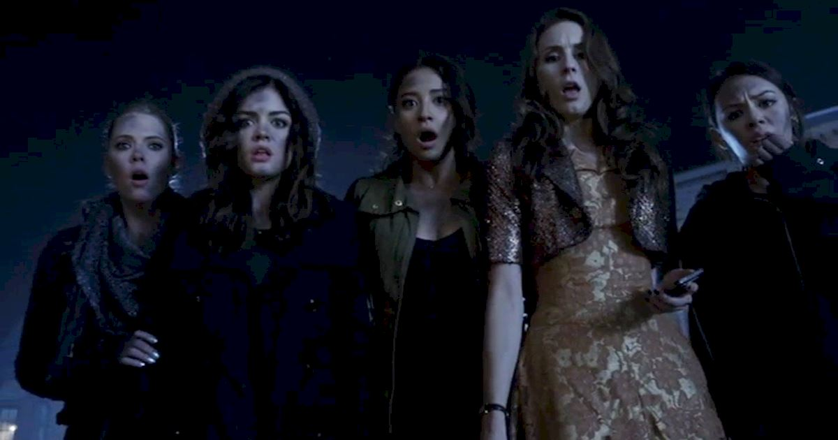 Pretty Little Liars - Vote For Your Favorite Moment From Season 4 Of PLL! - 1004