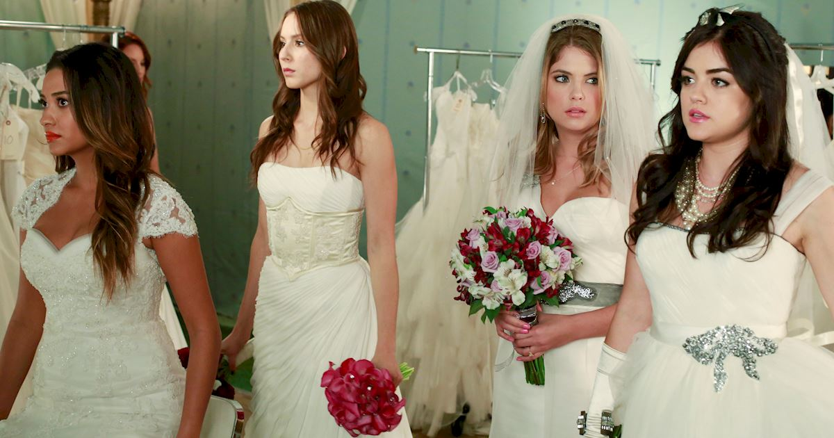 Pretty Little Liars - Vote For Your Favorite Moment From Season 4 Of PLL! - 1011