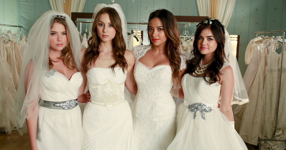 Pretty Little Liars - OMG! There Will Definitely Be A PLL Wedding In Season 7!! - 1008