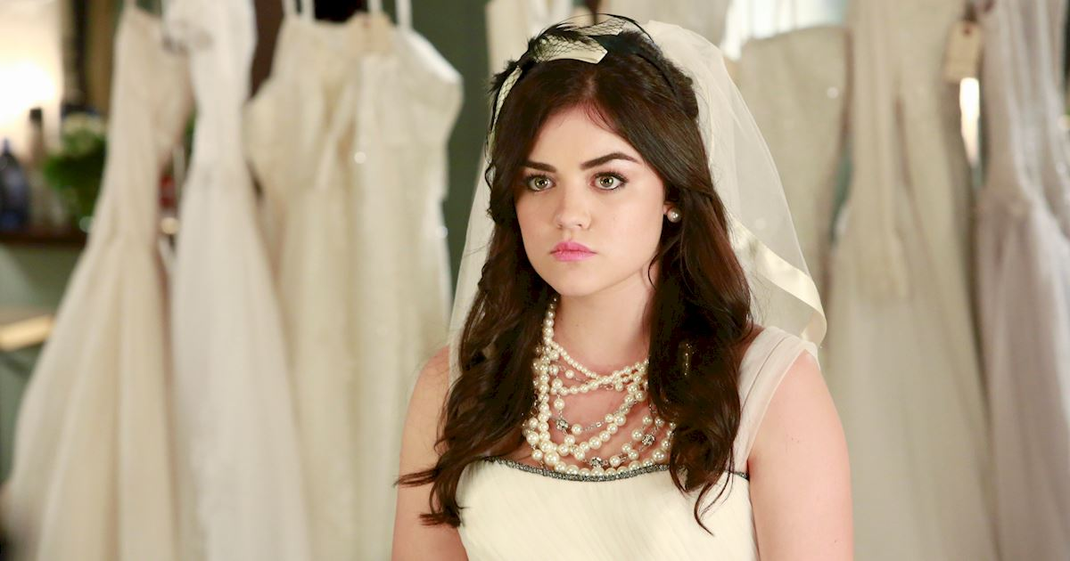 Pretty Little Liars - OMG! There Will Definitely Be A PLL Wedding In Season 7!! - 1013