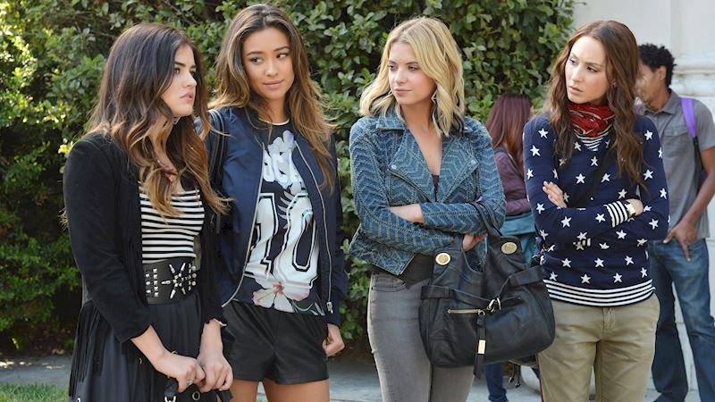 Pretty Little Liars - Think You Know PLL Season 5 Better Than The Rest Of Your Squad? - Thumb