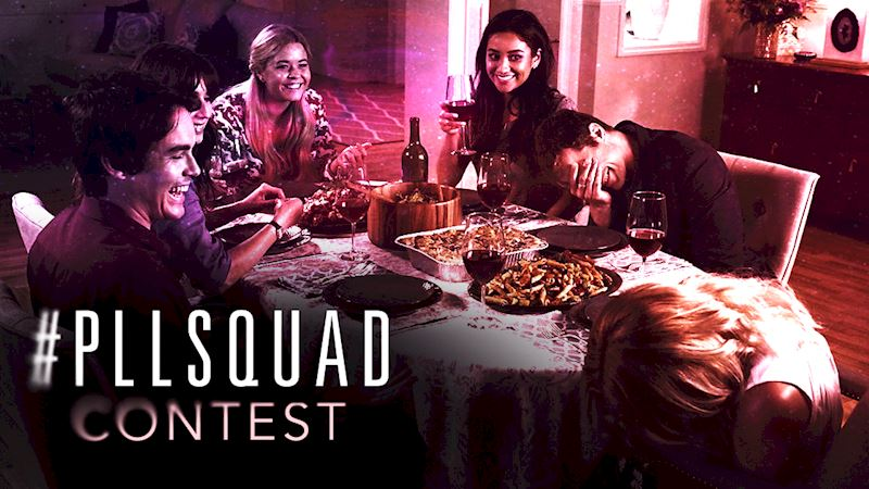 Pretty Little Liars - Are You The Ultimate PLL Superfan? Check Out Our Amazing #PLLSquad Contest! - Thumb