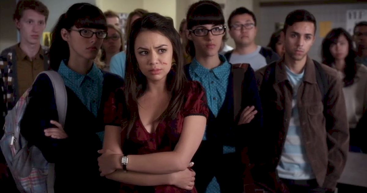 Pretty Little Liars - We All Totally Had Mona Mania In Season 5 Of PLL! - 1009