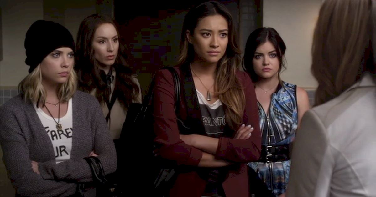 Pretty Little Liars - We All Totally Had Mona Mania In Season 5 Of PLL! - 1010