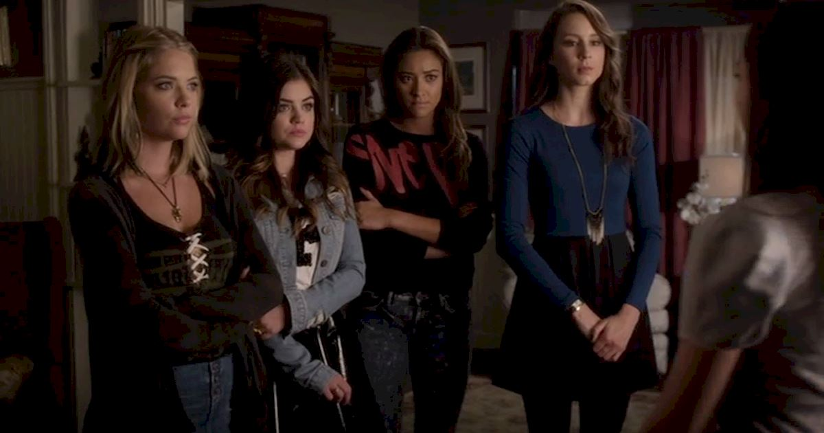 Pretty Little Liars - We All Totally Had Mona Mania In Season 5 Of PLL! - 1012