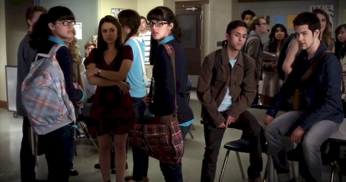 Pretty Little Liars - Remember Lucas Gottesman's Spectacular Return To Rosewood High? - 1010