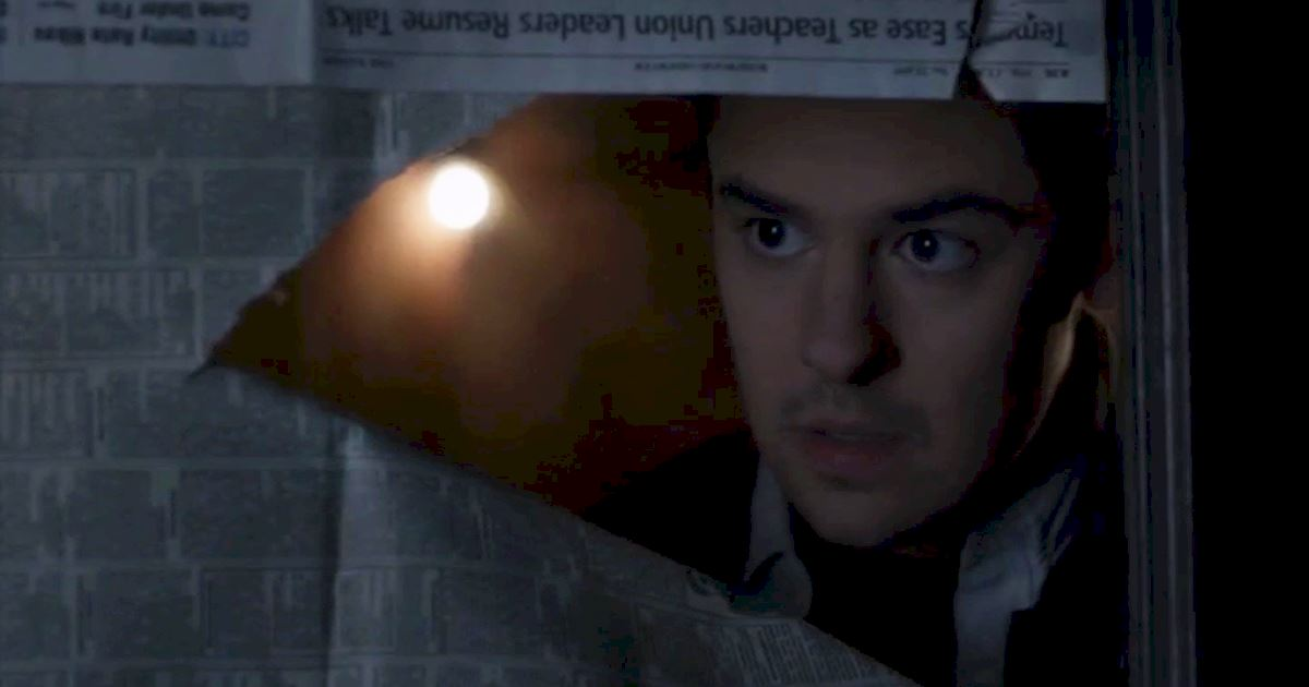 Pretty Little Liars - Remember Lucas Gottesman's Spectacular Return To Rosewood High? - 1001