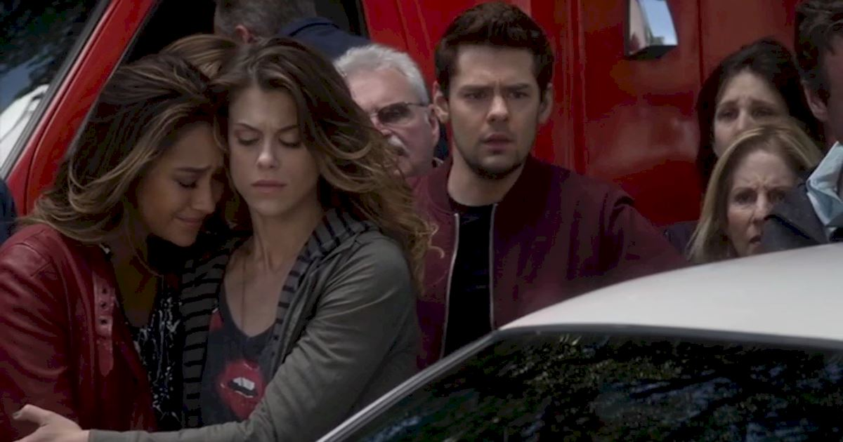 Pretty Little Liars - Remember Lucas Gottesman's Spectacular Return To Rosewood High? - 1014