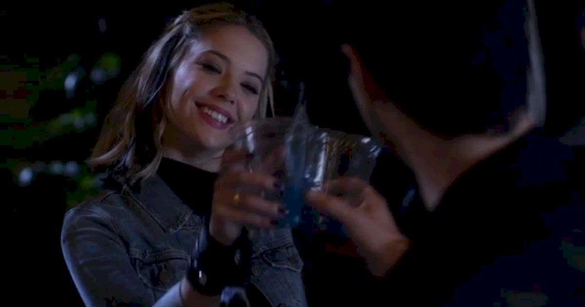 Pretty Little Liars - Remember Lucas Gottesman's Spectacular Return To Rosewood High? - 1008