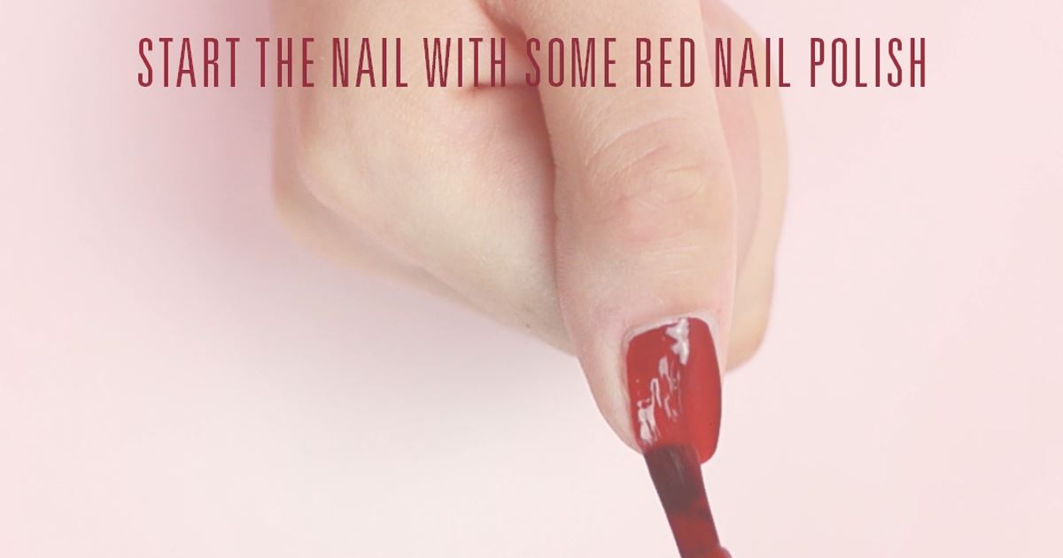 Pretty Little Liars - Help Us #SaveHanna With This Incredible Nail Art Tutorial! - 1006