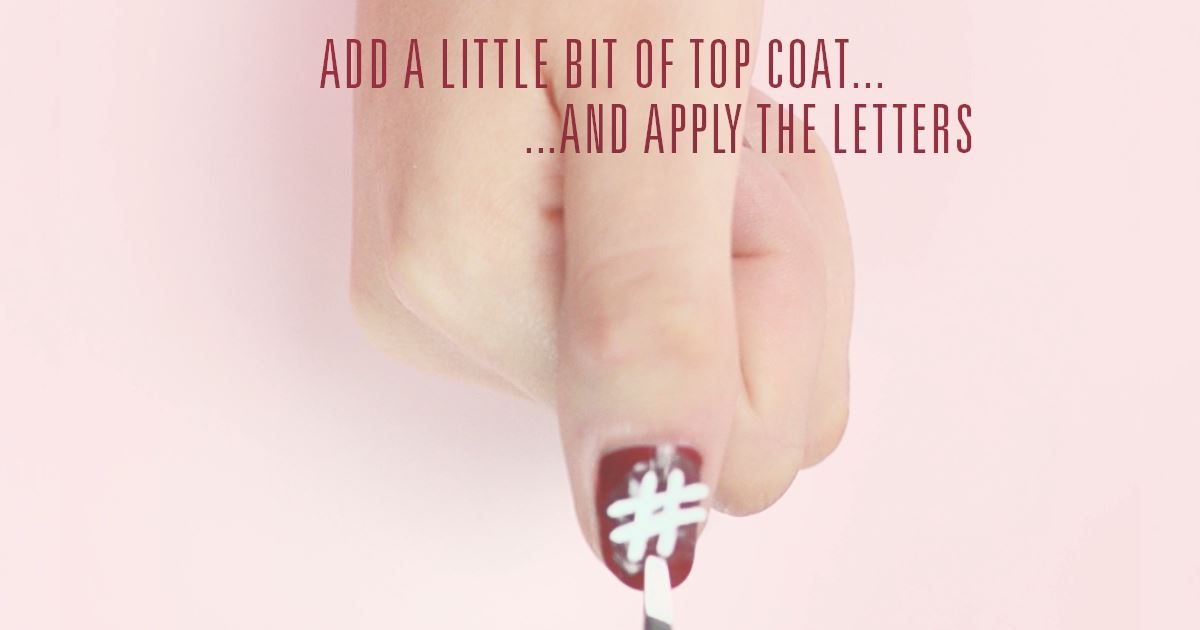 Pretty Little Liars - Help Us #SaveHanna With This Incredible Nail Art Tutorial! - 1009