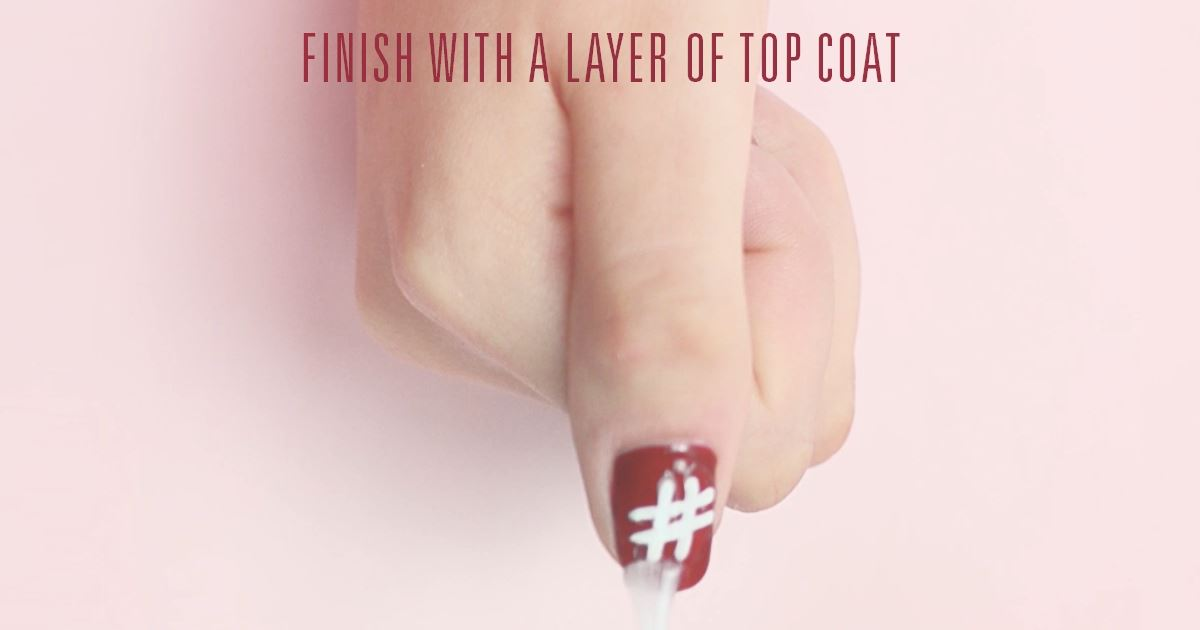Pretty Little Liars - Help Us #SaveHanna With This Incredible Nail Art Tutorial! - 1010