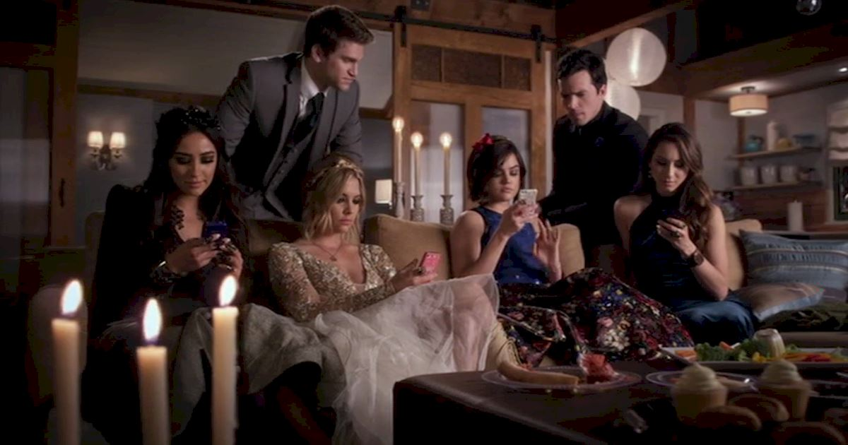 Pretty Little Liars - Just Where Did We Leave The Liars In Season 6? Catch Up Now! - 1011