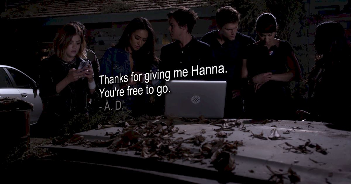 Pretty Little Liars - Just Where Did We Leave The Liars In Season 6? Catch Up Now! - 1030