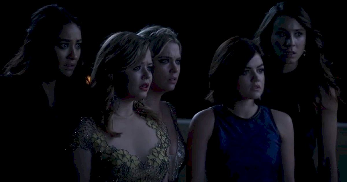 Pretty Little Liars - Just Where Did We Leave The Liars In Season 6? Catch Up Now! - 1017
