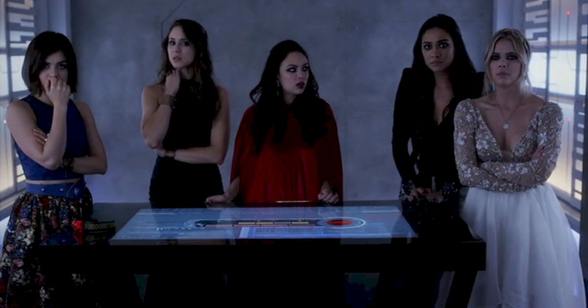 Pretty Little Liars - Just Where Did We Leave The Liars In Season 6? Catch Up Now! - 1014