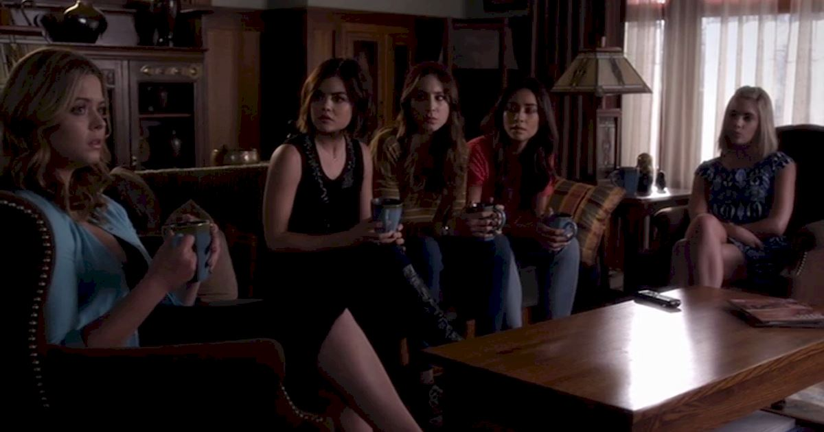 Pretty Little Liars - Just Where Did We Leave The Liars In Season 6? Catch Up Now! - 1009