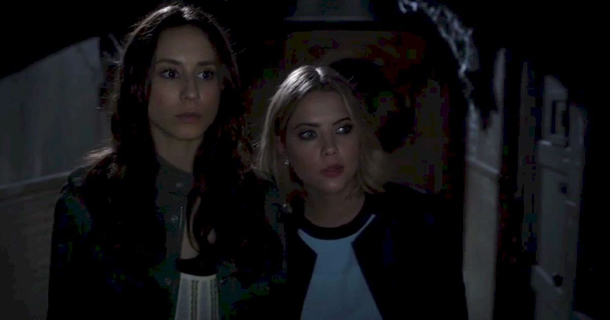 Pretty Little Liars - Just Where Did We Leave The Liars In Season 6? Catch Up Now! - 1004