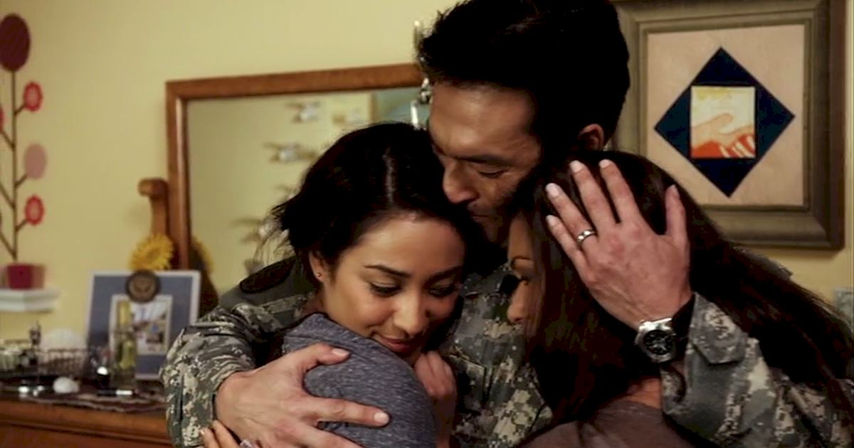 Pretty Little Liars - 6 Reasons Why The PLL Dads Are AMAZING! - 1001