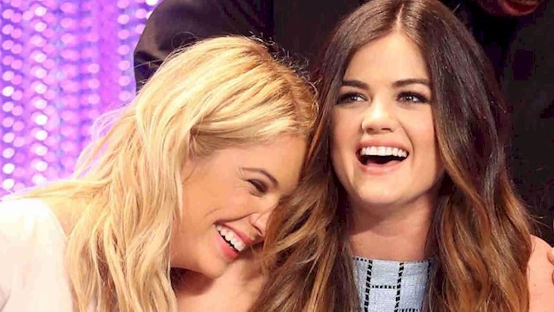 Pretty Little Liars - Happy Birthday Lucy Hale! - Thumb