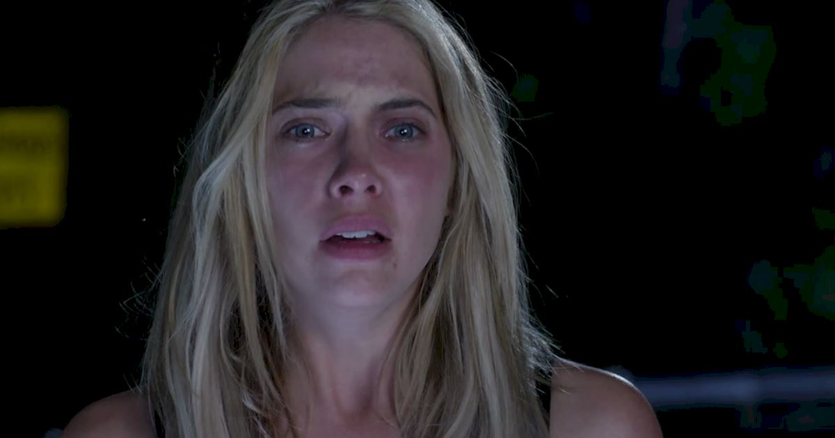Pretty Little Liars - Has Hanna's Escape Led Her Into Even More Danger? Watch The New Promo Now! - 1002