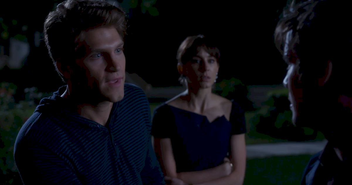 Pretty Little Liars - Find Out Why Caleb Is Freaking Out In This Season 7 Premiere Sneak Peek! - 1005