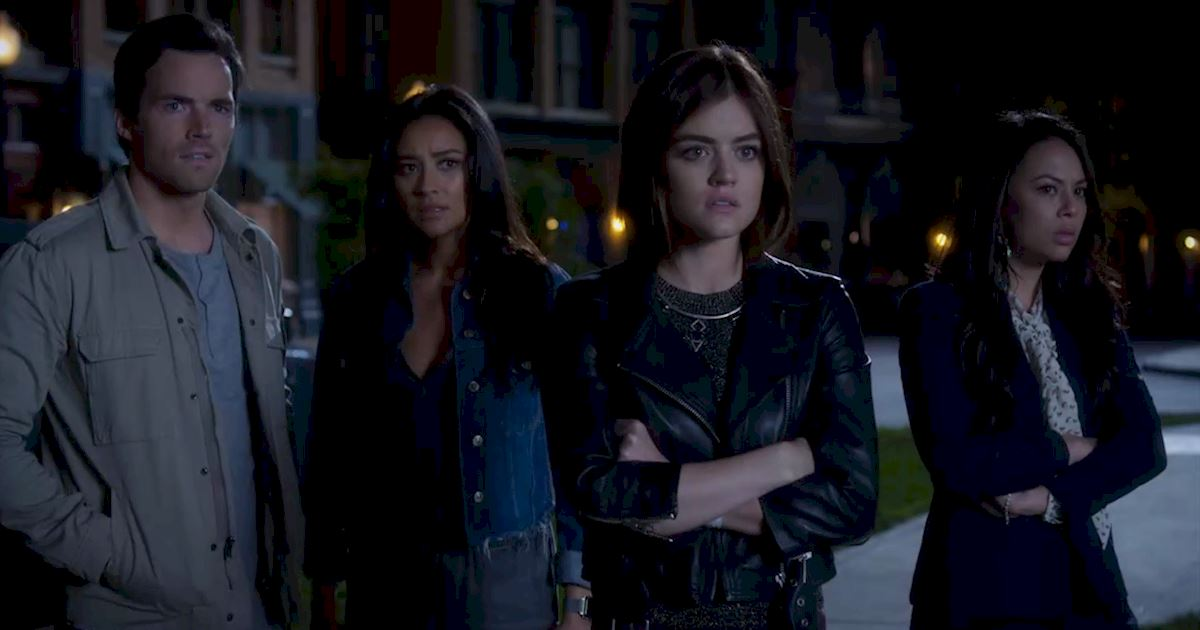 Pretty Little Liars - Your Official Recap for Season 7 Episode 1: Tick-Tock Bitches - 1002