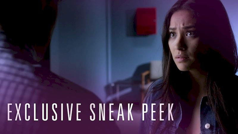 Pretty Little Liars - You Won't BELIEVE What Is Happening To Alison In This Exclusive Sneak Peek! - Thumb