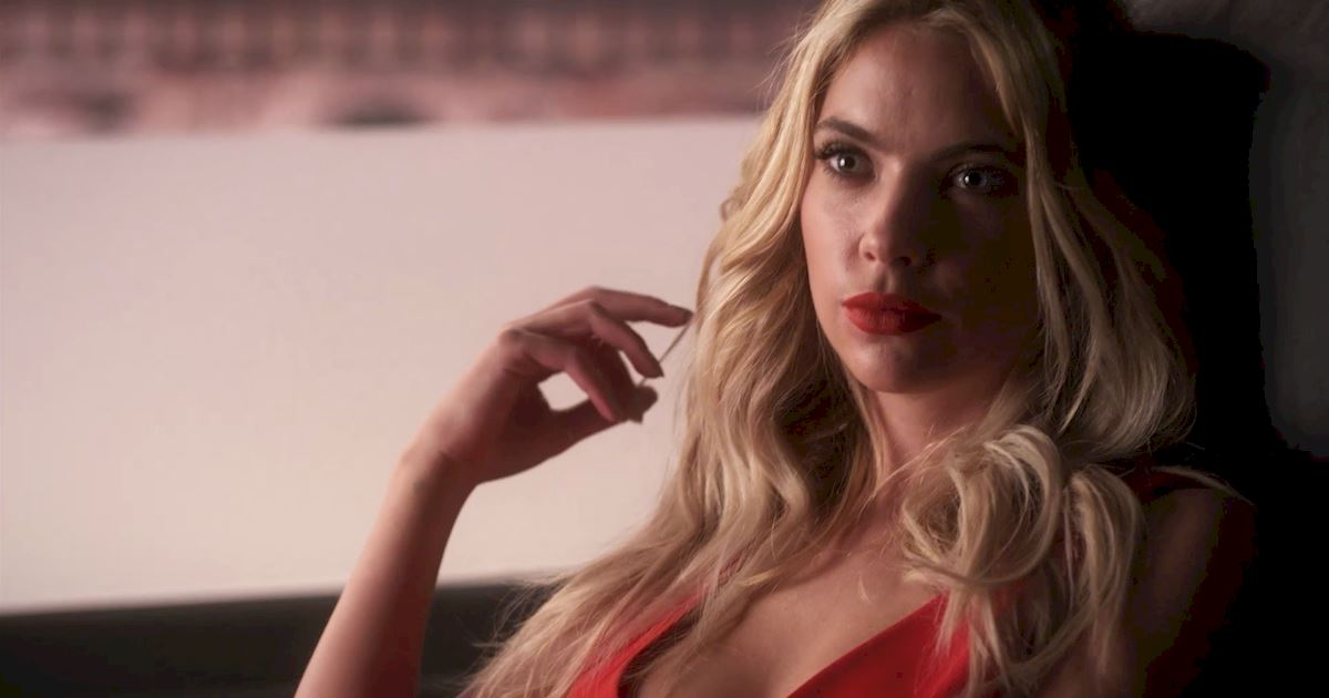 Pretty Little Liars - Hanna Was Free And Flawless In Episode Two. Find Out How To Steal Her Style Now! - 1003