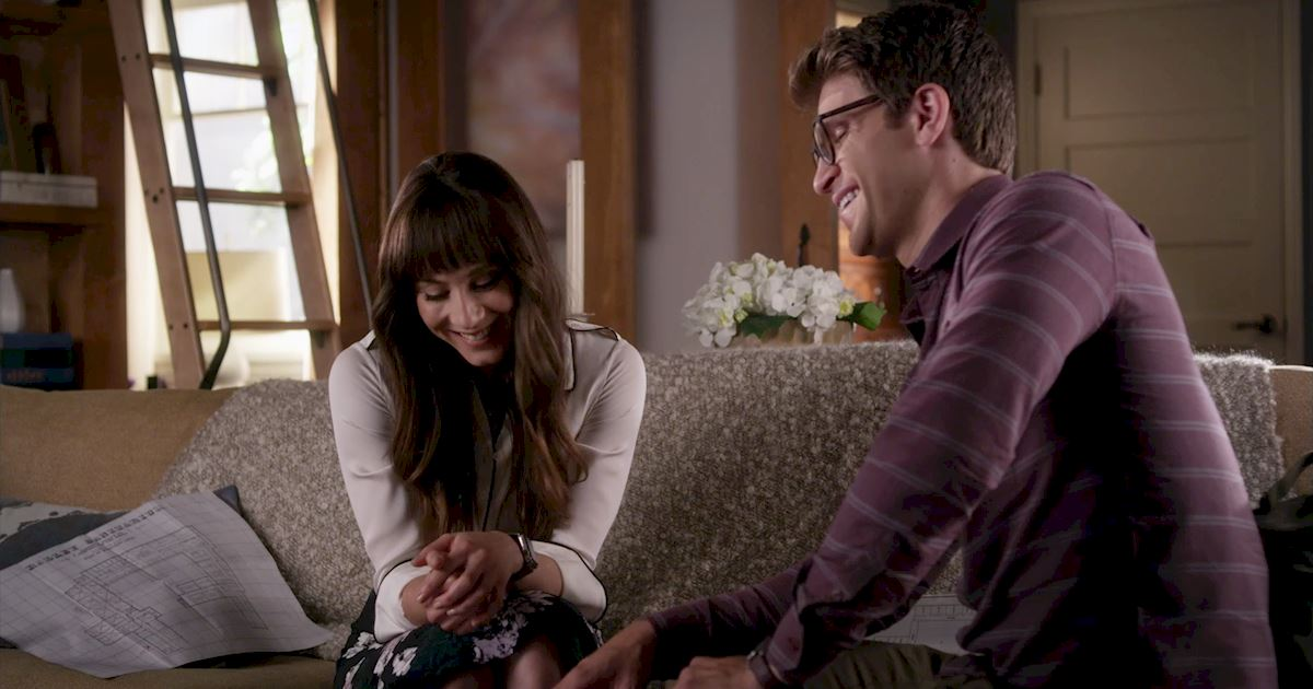 Pretty Little Liars - OMG Toby's Engaged! Is This Truly The End Of Spoby? - 1006
