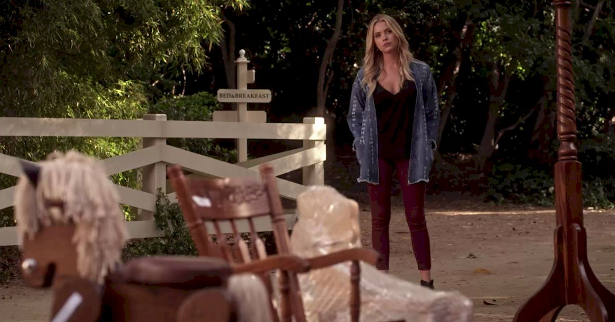 Pretty Little Liars - You NEED To Read This List Of The 15 Crazy Things That Happened In This Week's PLL! - 1019