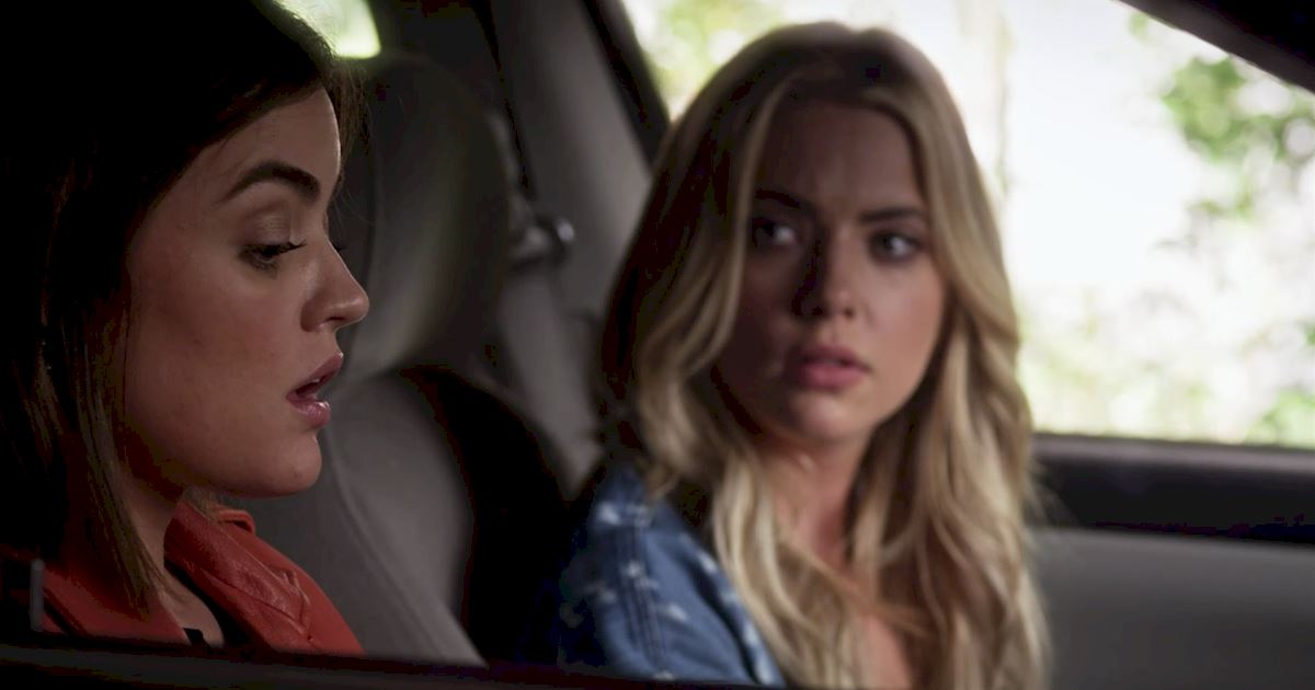 Pretty Little Liars - You NEED To Read This List Of The 15 Crazy Things That Happened In This Week's PLL! - 1016
