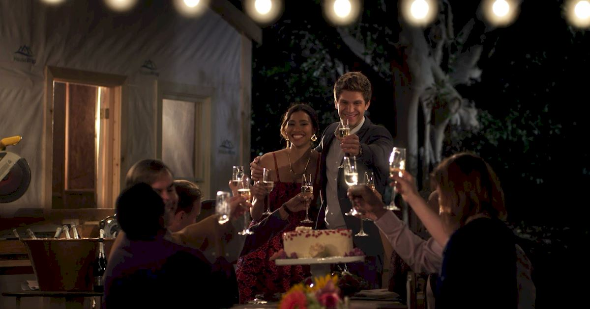 Pretty Little Liars - OMG Toby's Engaged! Is This Truly The End Of Spoby? - 1008