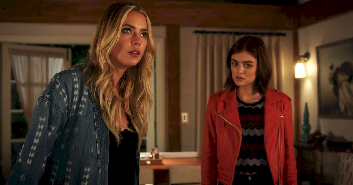 Pretty Little Liars - You NEED To Read This List Of The 15 Crazy Things That Happened In This Week's PLL! - 1027
