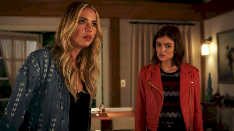 Pretty Little Liars - You NEED To Read This List Of The 15 Crazy Things That Happened In This Week's PLL! - Thumb