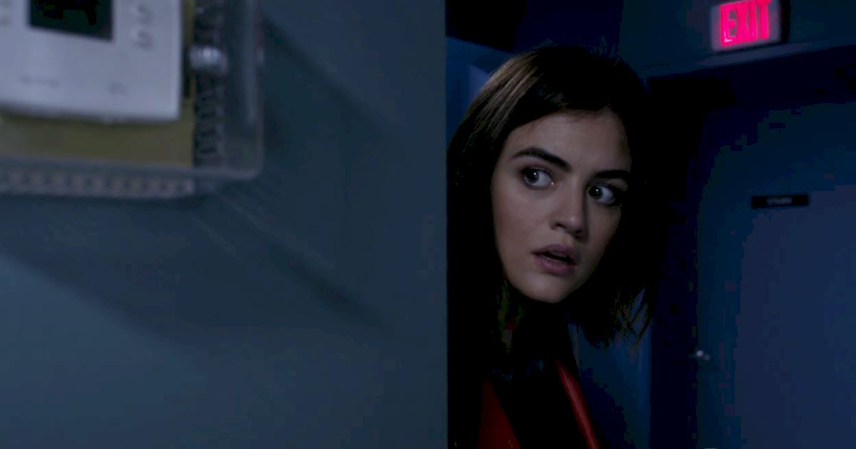 Pretty Little Liars - OMG! Find Out Who's Back In The New Promo! - 1004