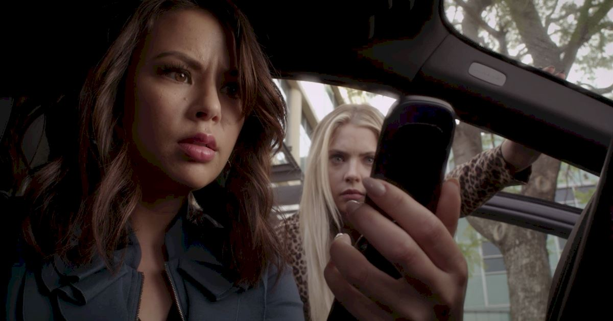 Pretty Little Liars - Your Official Recap For Season 7 Episode 4: Hit and Run, Run, Run - 1008