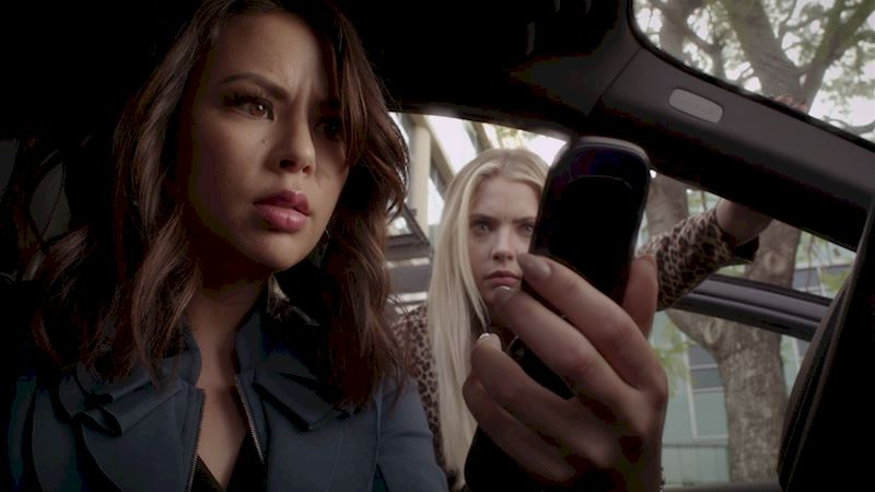 Pretty Little Liars - Your Official Recap For Season 7 Episode 4: Hit and Run, Run, Run - Thumb