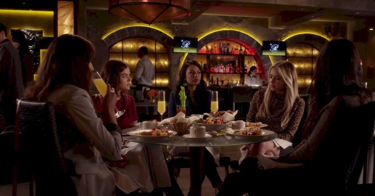 Pretty Little Liars - Your Official Recap For Season 7 Episode 4: Hit and Run, Run, Run - 1006