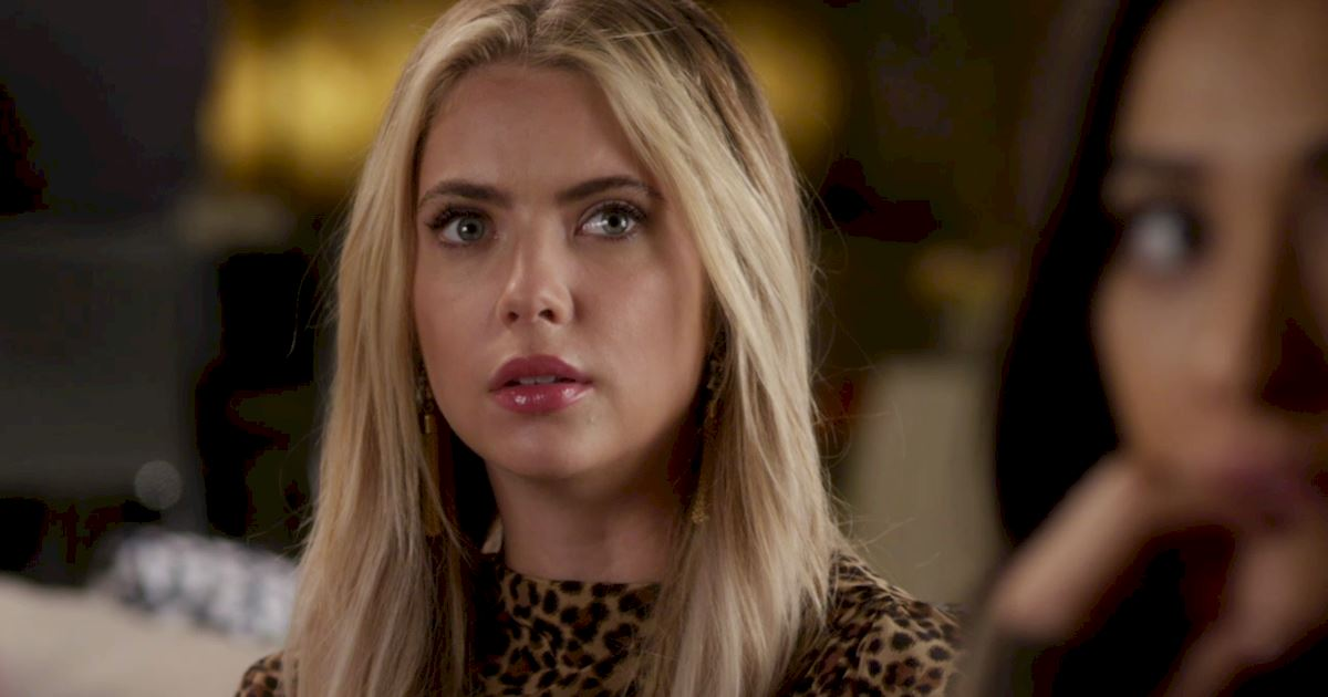 Pretty Little Liars - OMG! Find Out Who's Back In The New Promo! - 1009