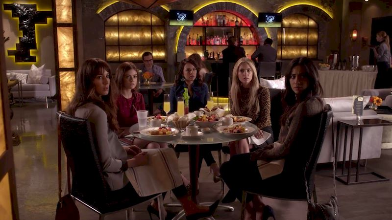 Pretty Little Liars - Can You Remember Who Said What In Episode 4?! - Thumb