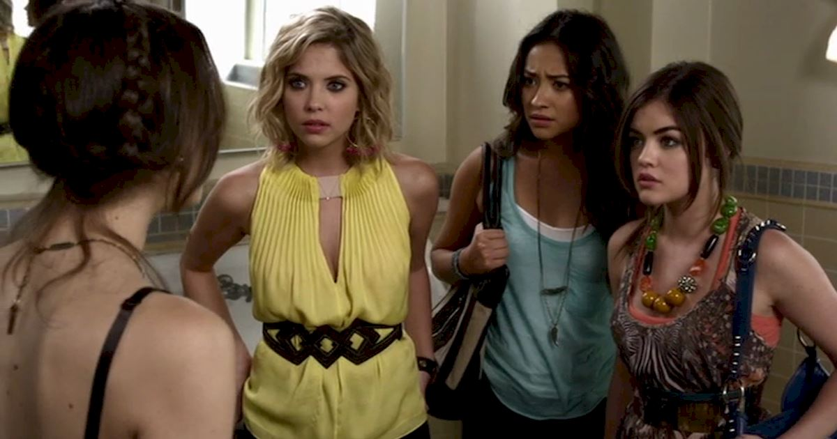 Pretty Little Liars - OMG! Jenna Marshall Is Returning To Rosewood Tonight! - 1011