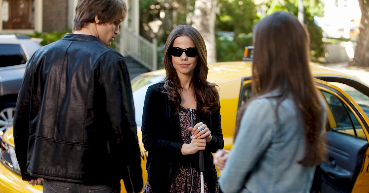 Pretty Little Liars - OMG! Jenna Marshall Is Returning To Rosewood Tonight! - 1004